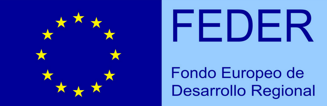 <br /> European Regional Development Fund - Fondo europeo de desarrollo regional